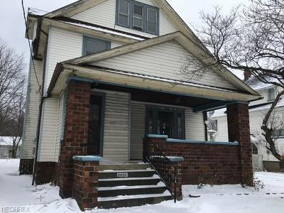 Warren Single Family Home For Sale: 1536 Mahoning Ave Northwest