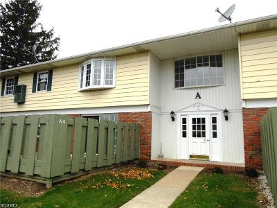 Mentor Condo/Townhouse For Sale: 7970 Mentor Ave #A04