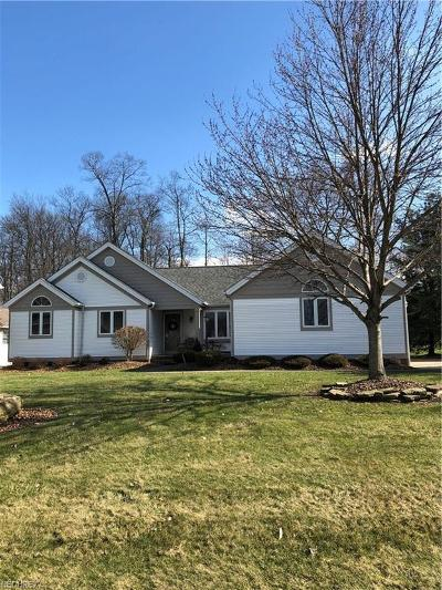 Boardman Single Family Home For Sale: 729 Presidential Dr
