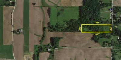 Farm & Ranch For Sale: Fox Ave Northeast