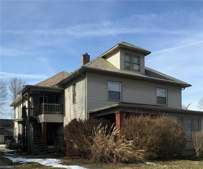 Multi Family Home For Sale: 484 North Broadway