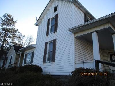 Guernsey County Single Family Home For Sale: 720 South 9th St