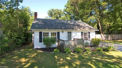 Madison Single Family Home For Sale: 1790 Green Rd