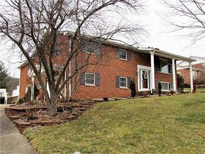 Belpre Single Family Home For Sale: 197 Woodlawn Ave