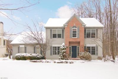 North Olmsted Single Family Home For Sale: 5500 Bradley Rd