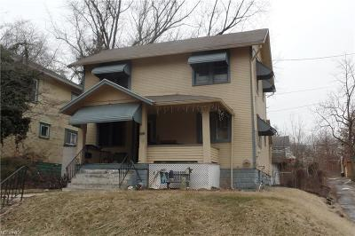 Zanesville Single Family Home For Sale: 618 Larzelere Ave