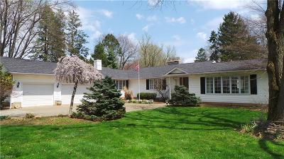 North Olmsted Single Family Home For Sale: 26005 Butternut Ridge Rd