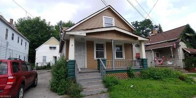 Cleveland Multi Family Home For Sale: 3664 East 59th St