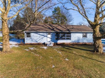 Single Family Home For Sale: 6124 Firestone Ave Northeast