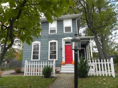 Elyria Single Family Home For Sale: 221 Lexington Ave North