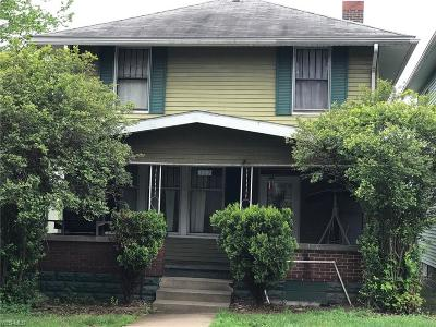 Guernsey County Single Family Home For Sale: 302 South 11th St