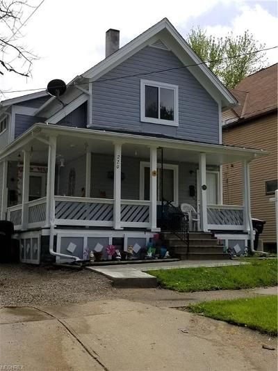 Elyria Multi Family Home For Sale: 220 7th St