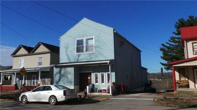 Guernsey County Multi Family Home For Sale: 213 High St