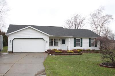 Perry Single Family Home For Sale: 3740 Blackmore Rd