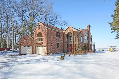Bay Village OH Single Family Home For Sale: $1,100,000
