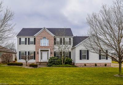 Single Family Home For Sale: 1804 Wendover Cir Northeast