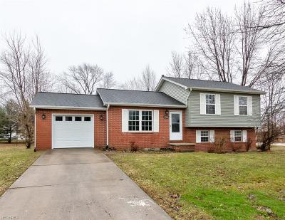 Middlefield Single Family Home For Sale: 14941 Glen Valley Dr