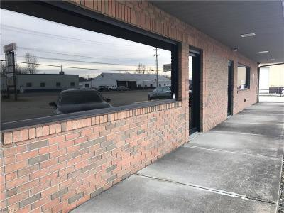 Muskingum County Commercial Lease For Lease: 1165 Newark Rd