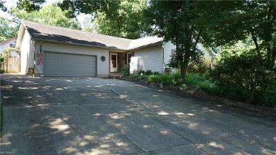 Zanesville Single Family Home For Sale: 230 Treehouse Ln