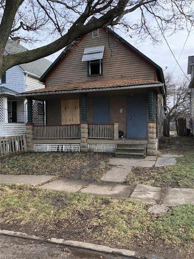 Cleveland Single Family Home For Sale: 3147 West 68th St