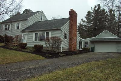 Newbury Single Family Home For Sale: 14713 Hillview Rd