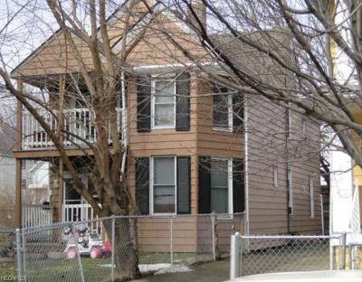 Cleveland Multi Family Home For Sale: 3514 West 58th St