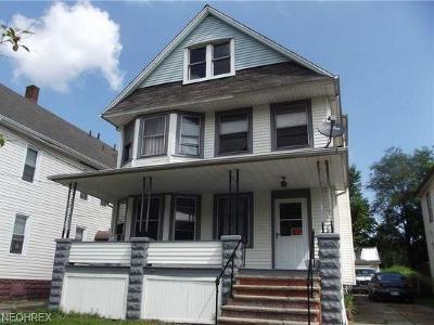 Cleveland Multi Family Home For Sale: 6909 Worley Ave