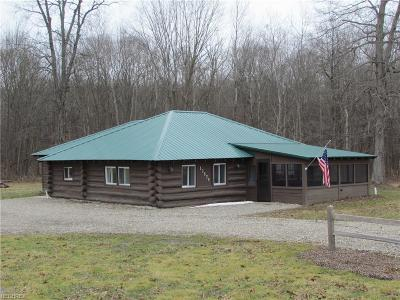 Garrettsville Single Family Home For Sale: 12879 State Route 422