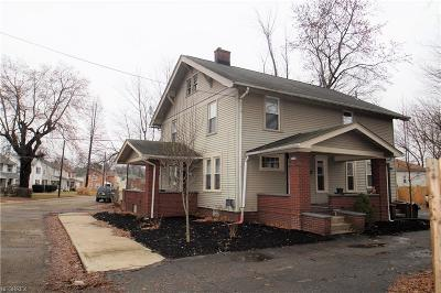 Stark County Multi Family Home For Sale: 700 17th St Northwest