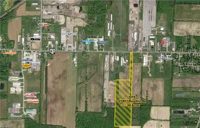 Columbia Station Residential Lots & Land For Sale: 27457 Royalton Rd