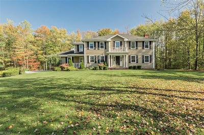 Gates Mills Single Family Home For Sale: 7783 Brigham Rd