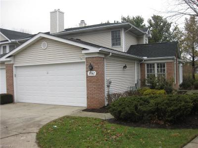 Strongsville Single Family Home For Sale: 19360 Bradford Ct