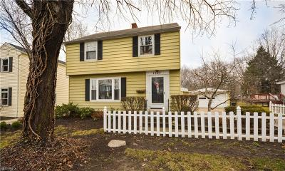 Rocky River Single Family Home For Sale: 1557 Northview Rd