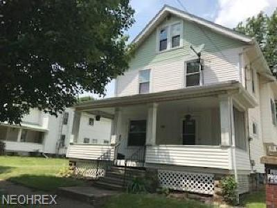 Ashland County Single Family Home For Sale: 220 East 10th St
