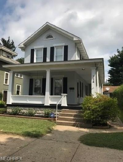 Marietta Single Family Home For Sale: 714 Sixth St