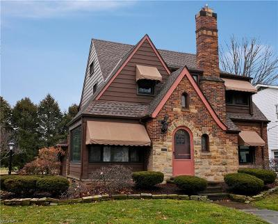 Fairview Park Single Family Home For Sale: 4187 Wooster Rd