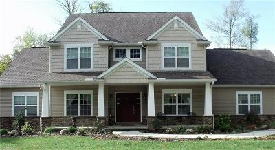 Wadsworth Single Family Home For Sale: 3280 Rohrer Rd