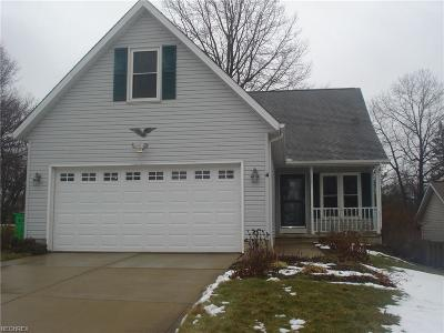 Garfield Heights Single Family Home For Sale: 6241 Hathaway Rd