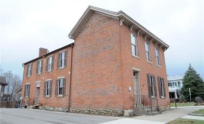 Guernsey County Commercial For Sale: 745 Steubenville Ave