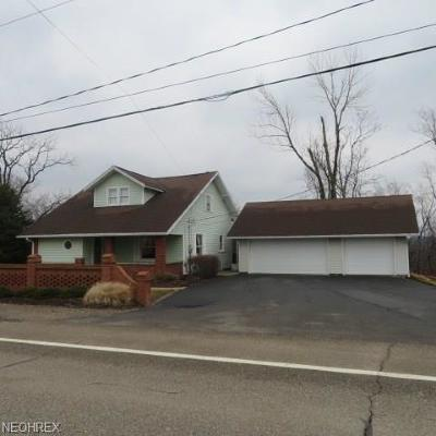 Cambridge OH Single Family Home For Sale: $129,900