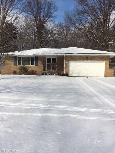 North Olmsted Single Family Home For Sale: 28230 Nandina Dr