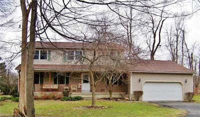 Valley City Single Family Home For Sale: 845 Columbia Rd
