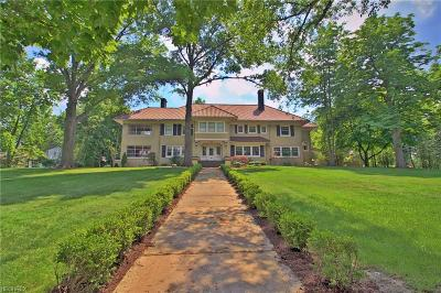 Shaker Heights Single Family Home For Sale: 16210 Parkland Dr