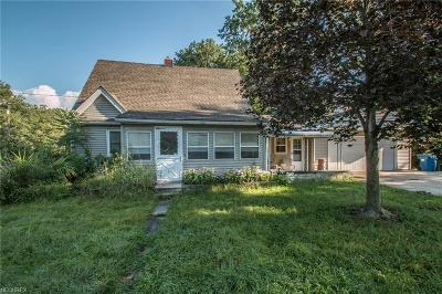 Sheffield Single Family Home For Sale: 4161 East River Rd