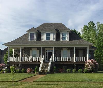Avon Single Family Home For Sale: 36443 Wendell St