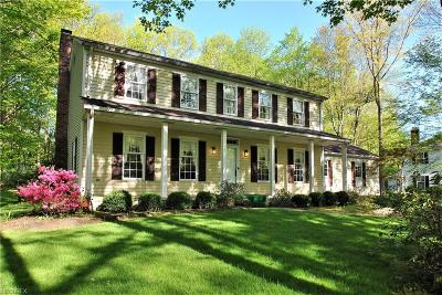 Geauga County Single Family Home For Sale: 119 Countryside Dr