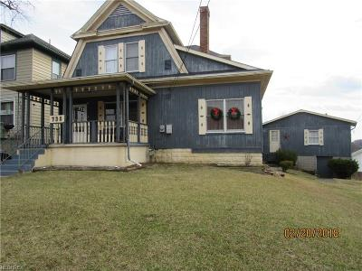 Zanesville Single Family Home For Sale: 738 Findley Ave