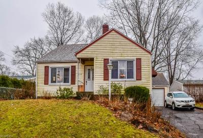 Single Family Home For Sale: 4228 20th St Northwest