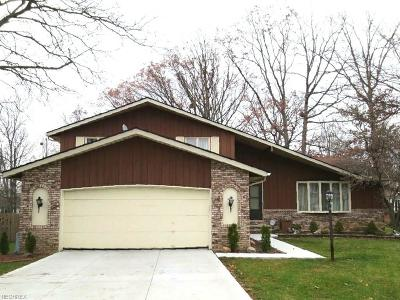 Cuyahoga County Single Family Home For Sale: 7659 Aldersyde Dr