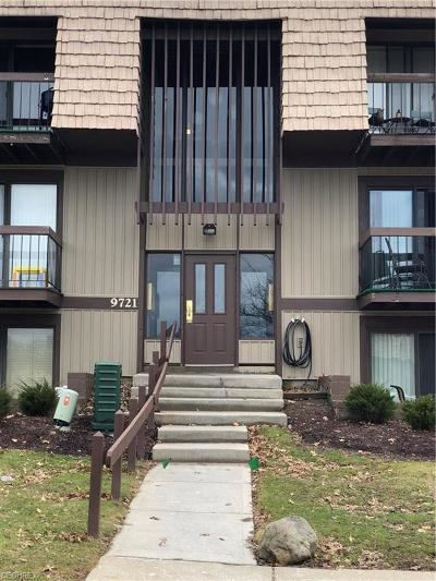 North Royalton Condo/Townhouse For Sale: 9721 Sunrise Blvd #L5
